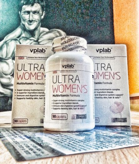 VP Ultra Womens Multivitamin Formula
